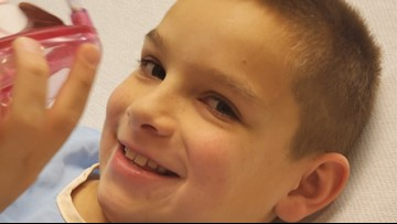 'His doctor said he's dying,' Mom of 9-year-old NC boy with a failing donor-heart asks for Christmas cards to cheer him up
