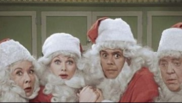 MOVIE LIST | 'I Love Lucy' Christmas Special And Other Favorites On WFMY News 2