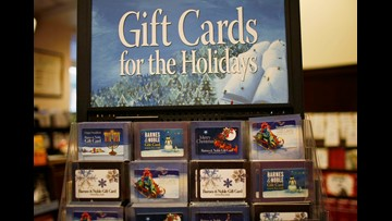 You Pay Your Bills With.... A Gift Card? Nope.
