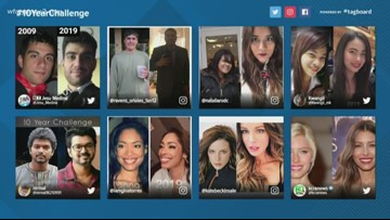 Privacy Concerns Pop Up Following The Viral  '10 Year Challenge'
