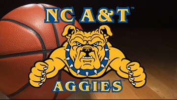 Jackson Has 23 On 9-of-10 Shooting; NC A&T Beats Coppin St.