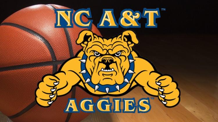 North Carolina A&T Women Win 2021 Air Force Reserve MEAC Basketball Tournament