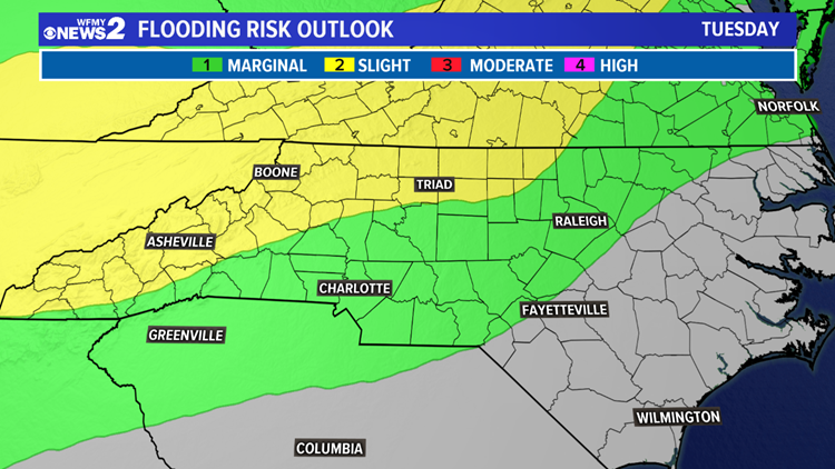 Live Radar | Flooding Possible Tonight With More Nighttime Storms