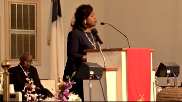 Newly Selected Chief Justice Attends Black History Celebration In South Carolina