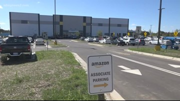 Amazon Is Officially In Colfax: New Delivery Station Opens