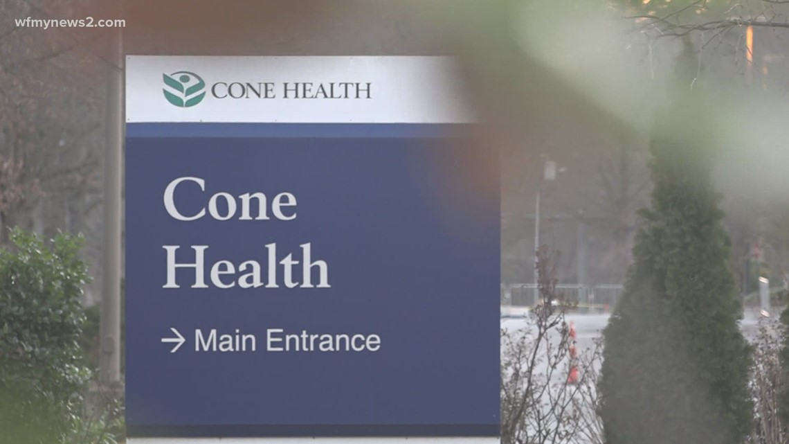 Cone Health's Green Valley campus is home to its monoclonal antibody infusion clinic