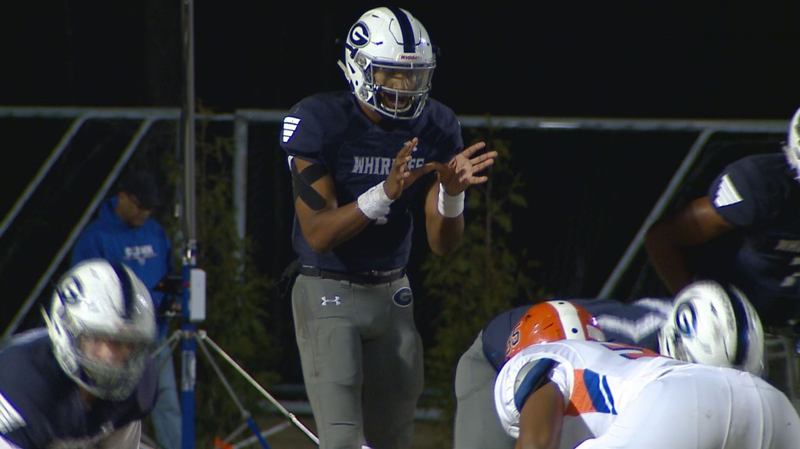 3rd round State High School football playoff scores & highlights