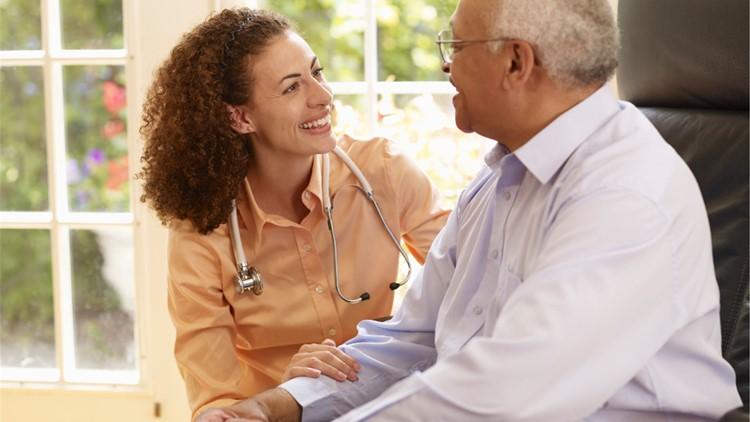 Caregiving 101: Support for Caregivers