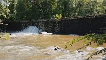 Triad Dam Still Leaking, Could Take Months For Final Repairs