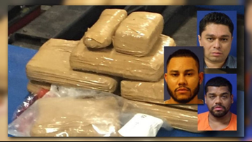 17 Pounds Of Cocaine Found During NC Traffic Stop On I-40
