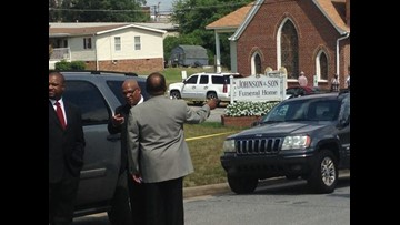 Man Who Shot Father In Rockingham Co  Funeral Home Out of