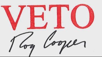 House Fails To Override Governor Cooper's Veto On Born-Alive Bill