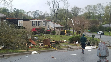 Greensboro Could Get $1M for April Tornado Relief if Lawmakers Approve Bill