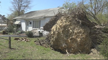 Greensboro Builders Association Collaborating with Businesses to Repair Storm Damaged Houses