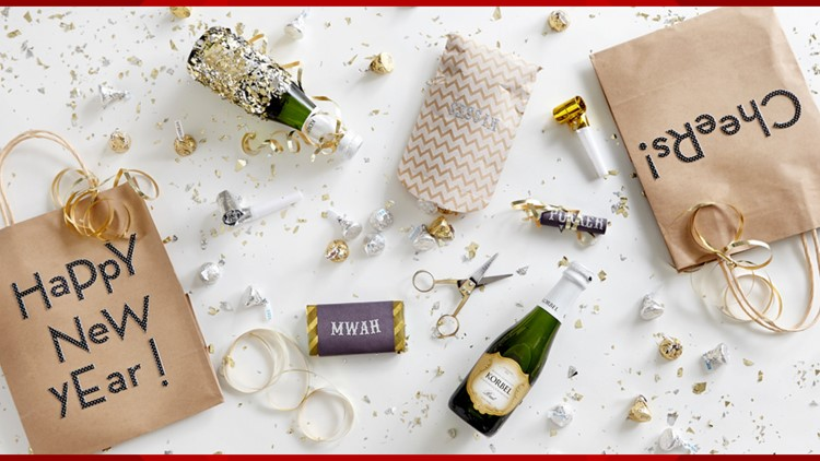 New Year's Eve Party Dishes with Lowes Foods