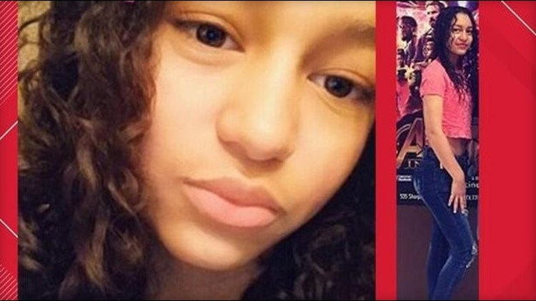 Houston police update case of missing 12-year-old girl