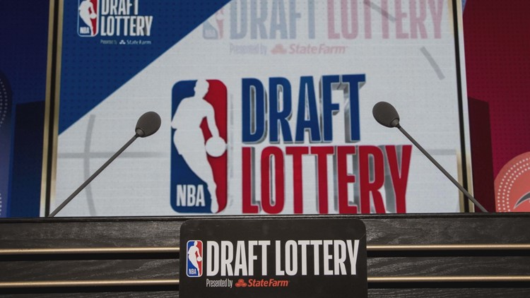 Teams hope to find luck in National Basketball Association draft lottery