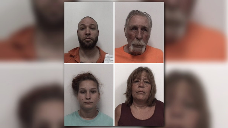 $90,304 00 Seized In Drug Bust In Davidson County | wfmynews2 com