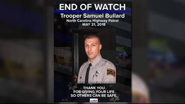 End of Watch | Remembering NC State Trooper Samuel Bullard