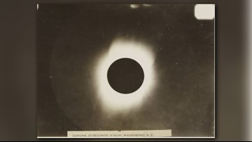 May 28, 1900 | Total Eclipse Path Makes NC Town Hot Spot for Visitors