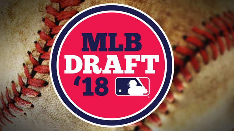 Keep up with all the Piedmont Triad players selected in the 2018 MLB Draft.