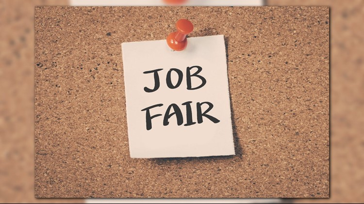 A career fair is set for Thursday at the Greensboro Coliseum Special Events Center.