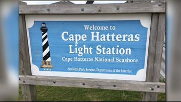 Cape Hatteras Park Vandalized During Shutdown