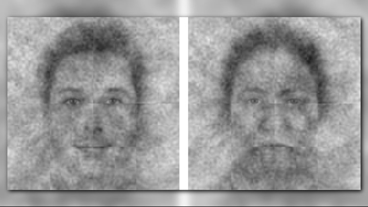 UNC researchers try to see the face of God in a recent study.