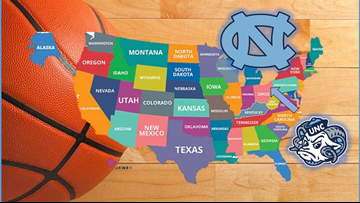 Road Trip To Columbus! UNC Fans Here's Your Insider's Guide To Making The Trip