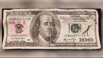 Fake $100 Bills With Chinese Writing Found Around Boone