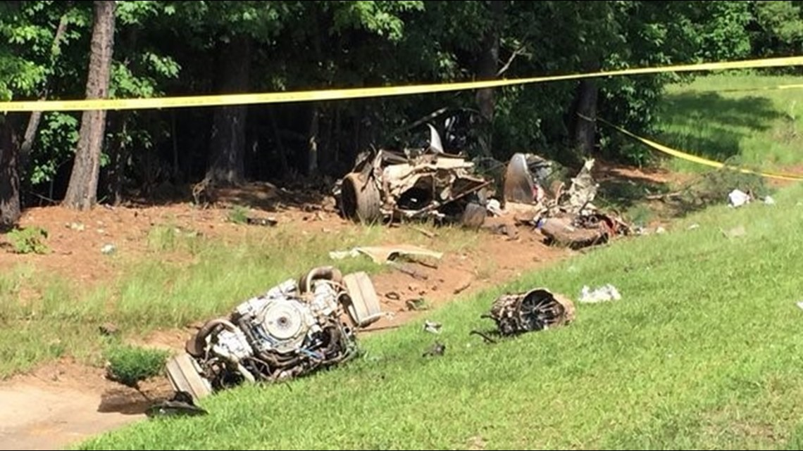 NC Doctor Killed After Being Ejected When $127K Porsche Hits Tree at