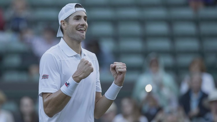Isner's 41 attempts to make a semifinal at a major is the second most in the 50-year professional era.