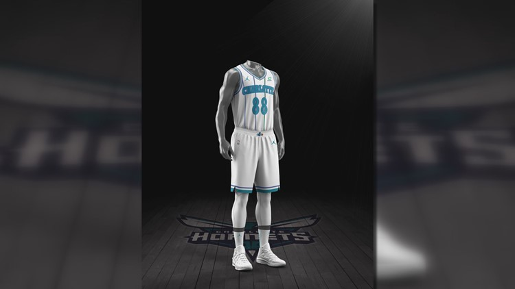 e22f4d610d89 Hornets Unveil White Classic Uniform For 2018-2019 Season ...