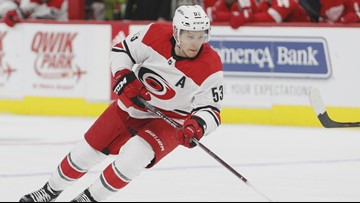 Hurricanes Trade Jeff Skinner To Sabres