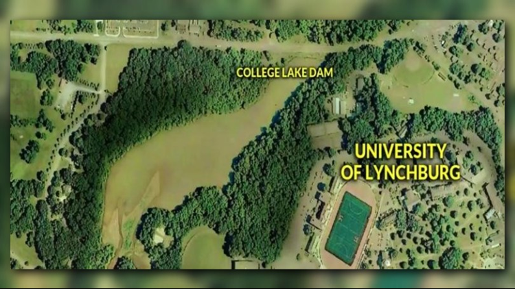 Evacuations Underway In Lynchburg Due To Possible Failure Of College ...