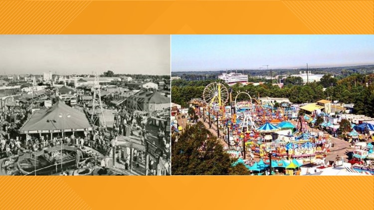 October 18, 1853 | NC State Fair Opens, Takes 7-Year Break During Civil War