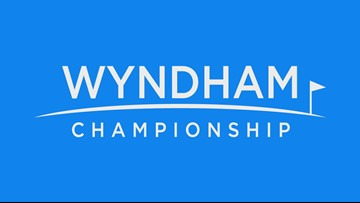 Wyndham Championship Wednesday Pro-Am Tee Times