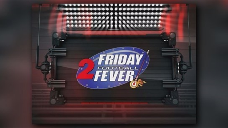 Show your school pride and vote for WFMY News 2's Friday Football Fever Game of the Week for Friday, August 17.