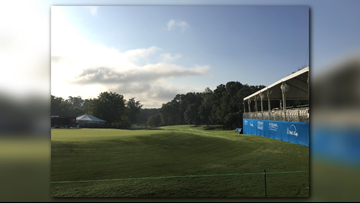 Wyndham Championship Week on WFMY News 2 #WyndhamOn2
