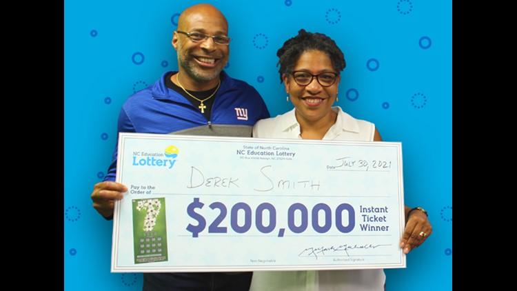 Big money! Winston-Salem man wins big from $5 scratch-off ticket
