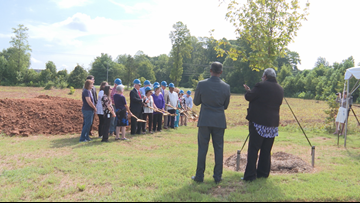 New $6 Million Library Breaks Ground in Clemmons