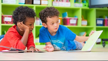 McNair Elementary School Reads 2 Succeeds