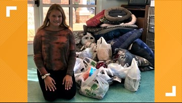 Burlington Teenager Spends Her Birthday Donating To Animal Shelter