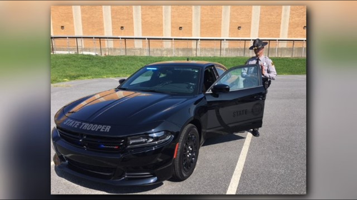 New Highway Patrol Glow-In-The-Dark 'Ghost' Cruiser Ready To Hit The