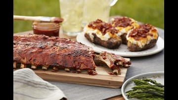 Labor Day Baby Back Ribs Grilling Tips