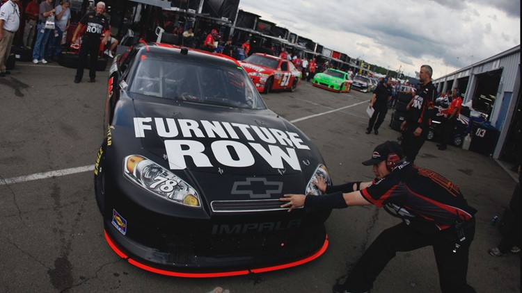 Furniture Row Racing Closing A Year After Nascar Title Wfmynews2 Com