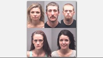 5 Arrested in Alamance Co  Meth Bust: Sheriff | wfmynews2 com