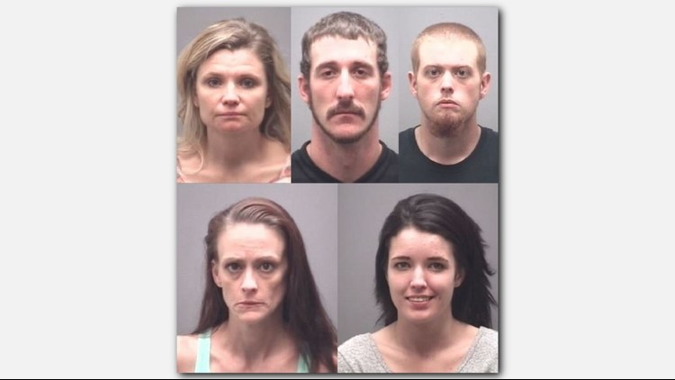 5 Arrested in Alamance Co  Meth Bust: Sheriff | wfmynews2 com