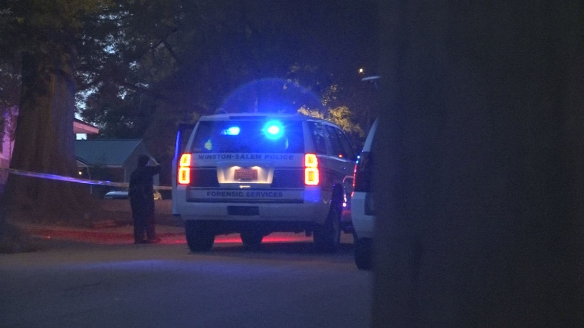 PHOTOS  Winston-Salem Shooting On Gilmer Avenue   wfmynews2 com