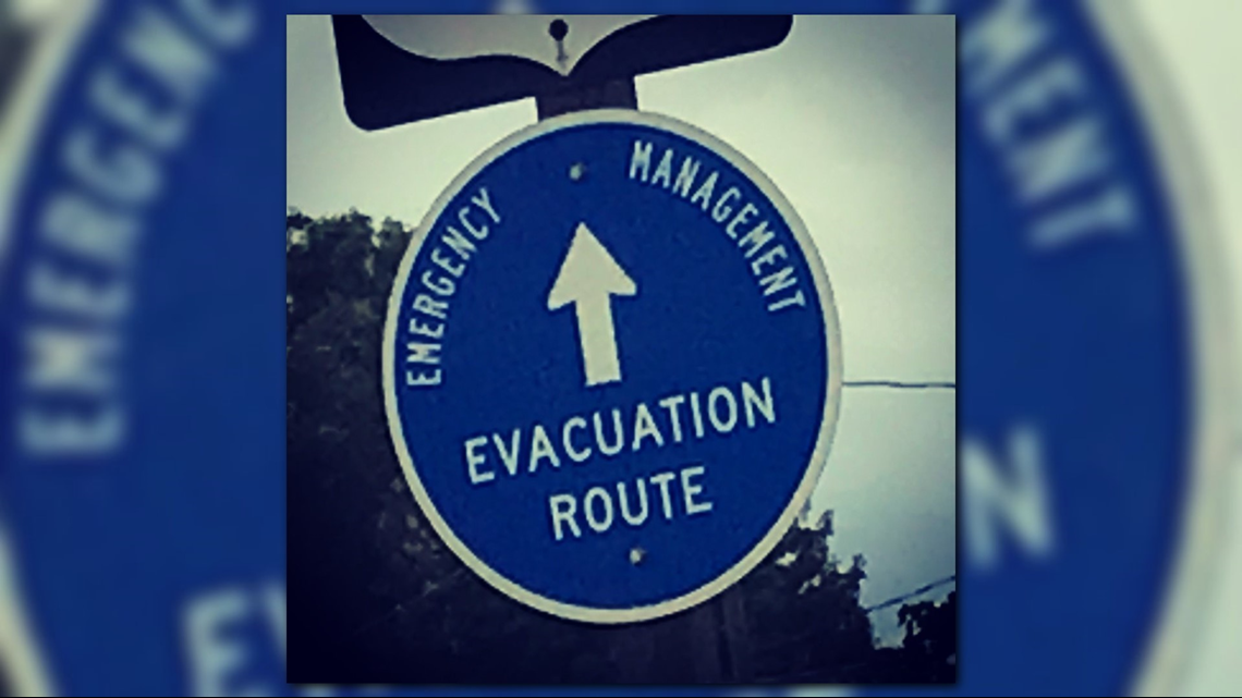 10 Things to do when evacuating for a hurricane
